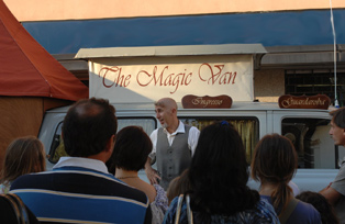 The Magic Van